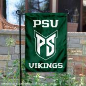 Portland State University 2 Ply Double Sided Garden Flag