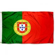 Portugal Country 3x5 Polyester Flag