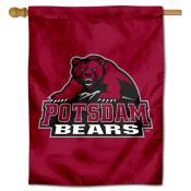 Potsdam Bears Banner Flag