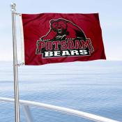 Potsdam Bears Boat Nautical Flag