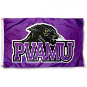 Prairie View A&M Panthers Flag