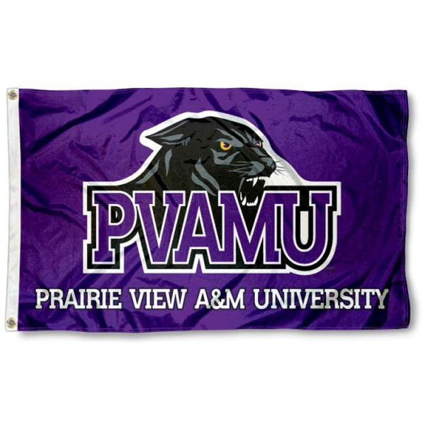 Prairie View A&M Panthers Purple Flag