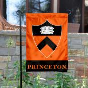 Princeton Tigers Academic Shield Garden Flag