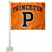 Princeton Tigers Car Flag