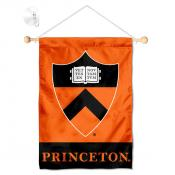 Princeton Tigers Window Hanging Banner with Suction Cup
