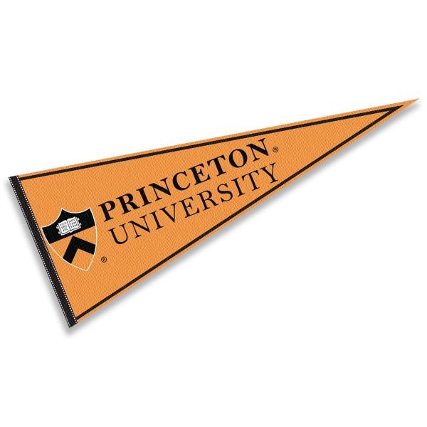 Princeton University Felt Pennant