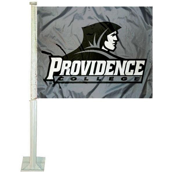 Providence Friars Car Flag