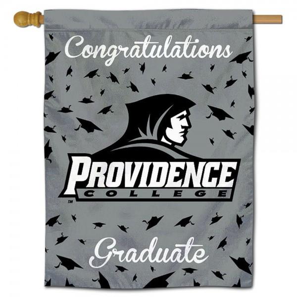 Providence Friars Graduation Banner
