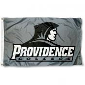 Providence Friars Silver Flag