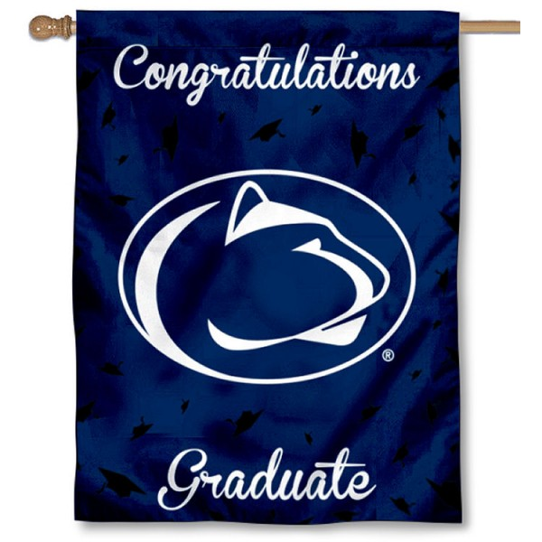PSU Nittany Lions Graduation Banner