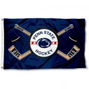 PSU Nittany Lions Hockey Flag