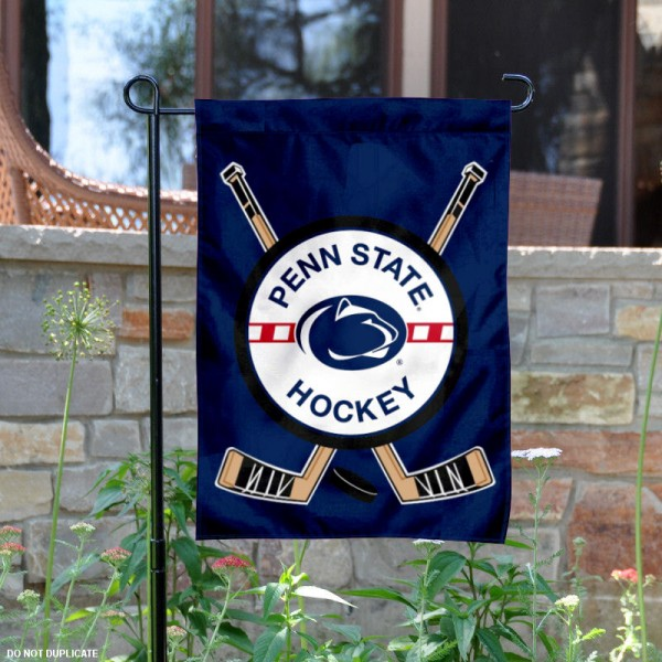 Psu Nittany Lions Hockey Garden Flag And Garden Flags For