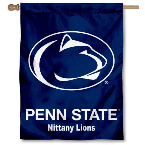 PSU Nittany Lions House Flag
