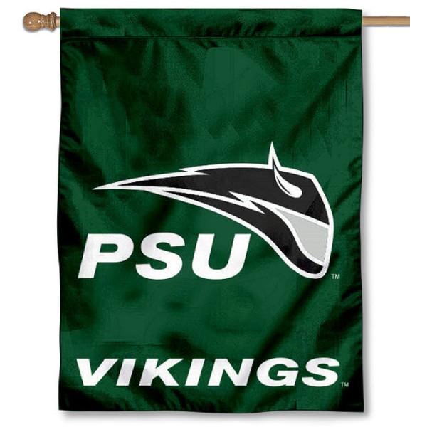 PSU Vikings House Flag