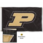 Purdue Boilermakers Appliqued Nylon Flag