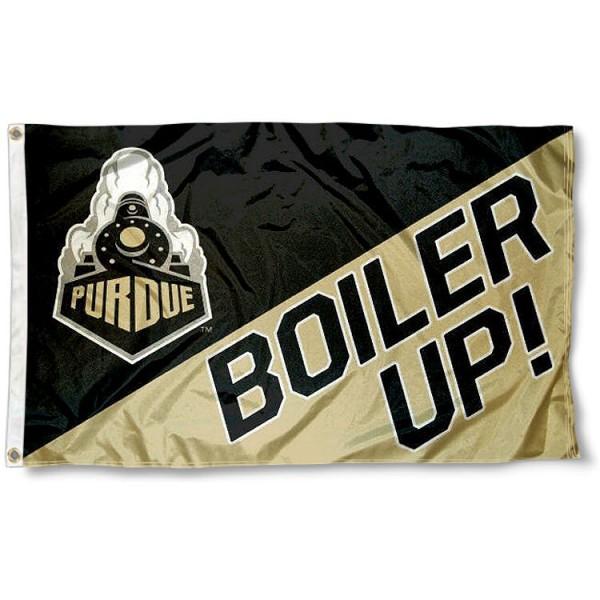Purdue Boilermakers Flag