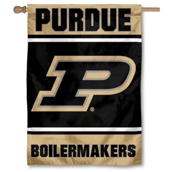 Purdue Boilermakers House Flag
