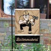Purdue Boilermakers Retro Throwback Garden Banner