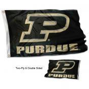 Purdue Boilermakers Stadium Flag