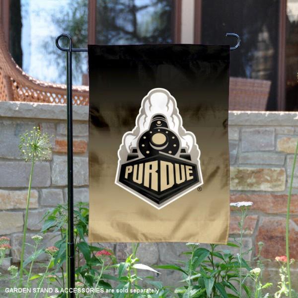 Purdue Boilermakers Two Tone Garden Banner