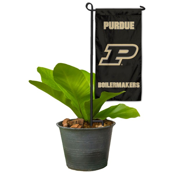 Purdue Mini Garden Flag and Table Topper