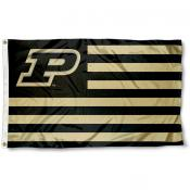 Purdue Nation Flag