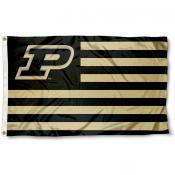 Purdue Nation Flag
