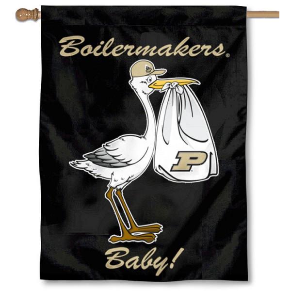 Purdue New Baby Banner