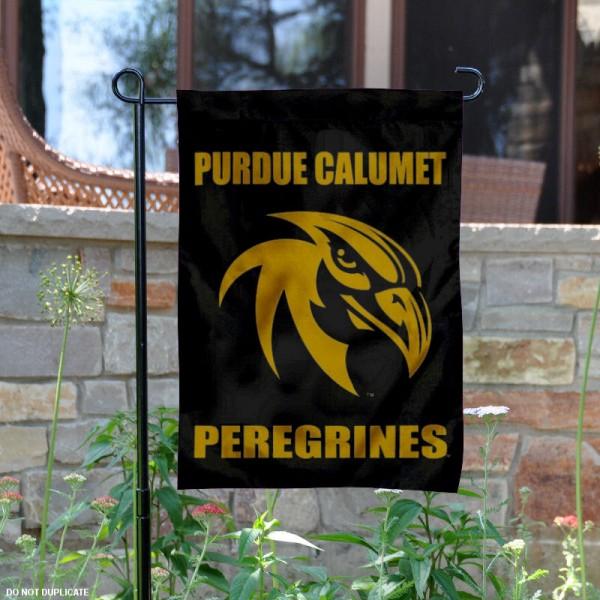 Purdue Northwest Pride Garden Flag