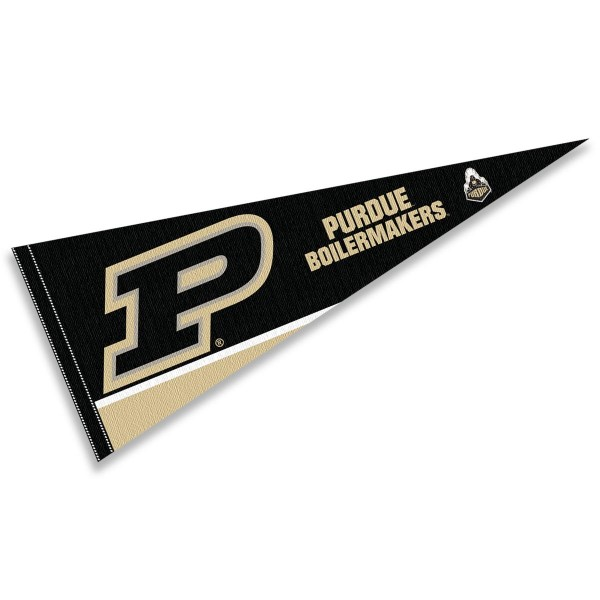 Purdue University Boilermakers Pennant