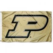 Purdue University Gold Flag