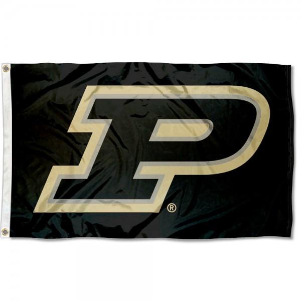 Purdue University Motion P Flag