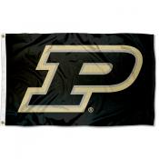 Purdue University Motion P Flag
