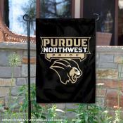 Purdue University Northwest Double Sided Garden Flag