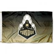 Purdue University Two Tone Color Flag