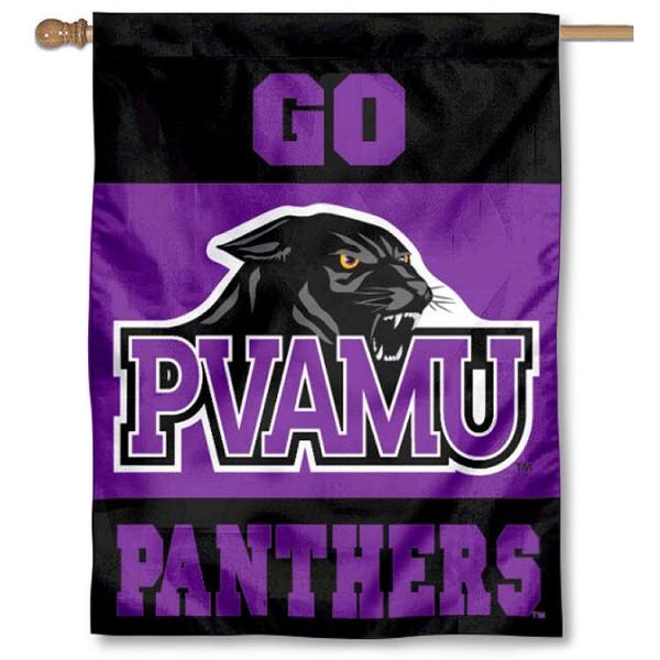 PVAMU Panthers House Flag