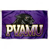 PVAMU Panthers Logo Outdoor Flag