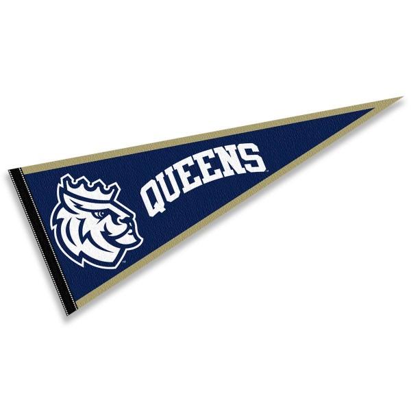 Queens Royals Pennant