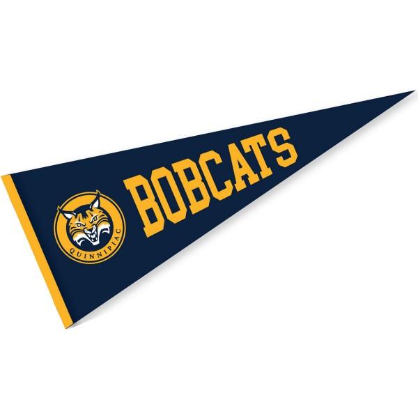 Quinnipiac Bobcats Pennant