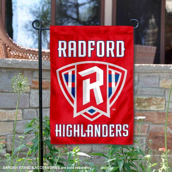 Radford University Garden Flag
