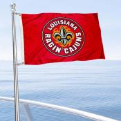 Ragin Cajuns Mini Flag