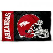 Razorbacks Football Flag