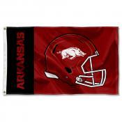 Razorbacks Football Flag
