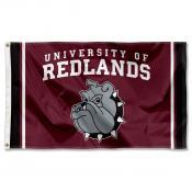Redlands Bulldogs Outdoor 3x5 Foot Flag