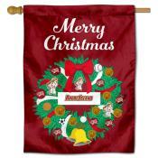 Rhode Island Anchormen Christmas Holiday House Flag