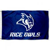 Rice Owls Flag