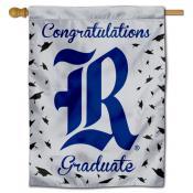 Rice Owls Graduation Banner