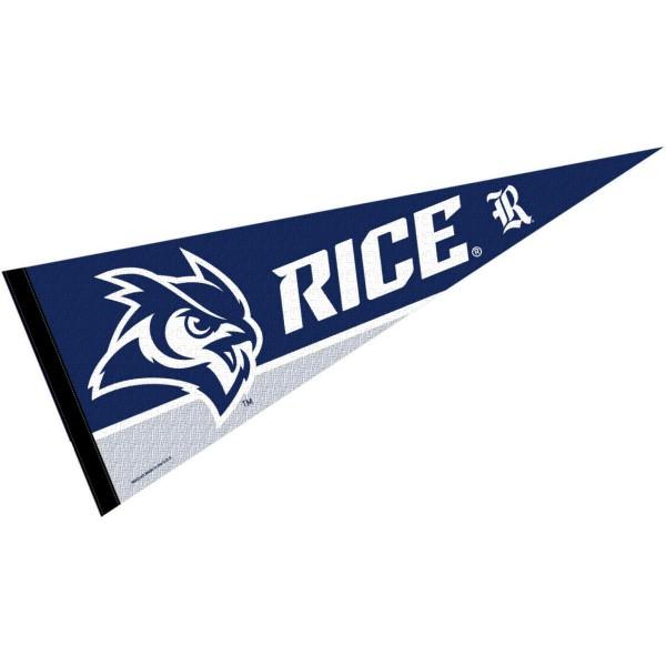 Rice Owls Pennant