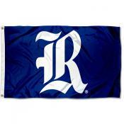 Rice University Old English Logo Flag
