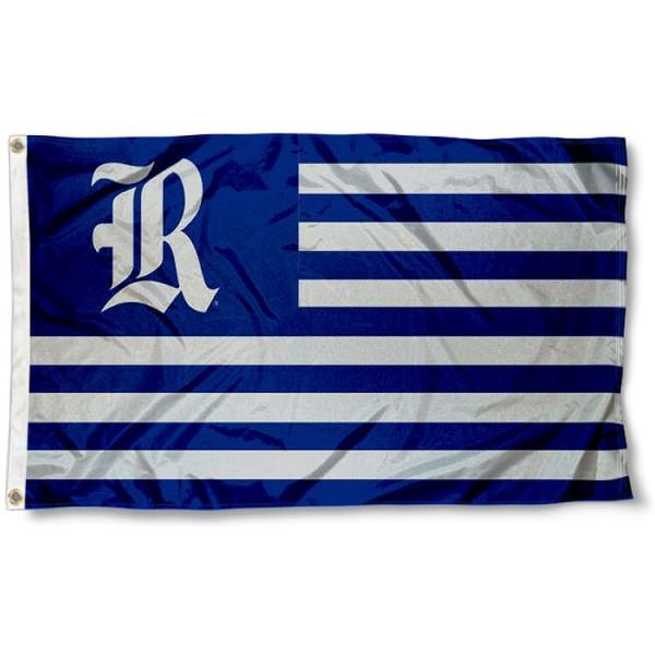 Rice University Owl Nation Flag